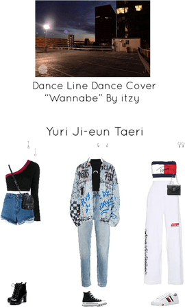 """Dance Line Pre Debut """"Wannabe"""" Itzy Dance Cover"""