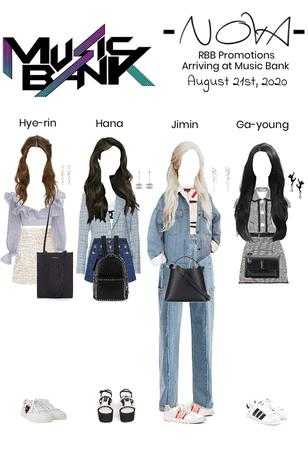 -NOVA- RBB | Arriving at Music Bank