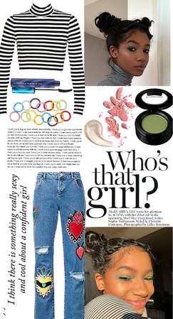 whos that girl: eris