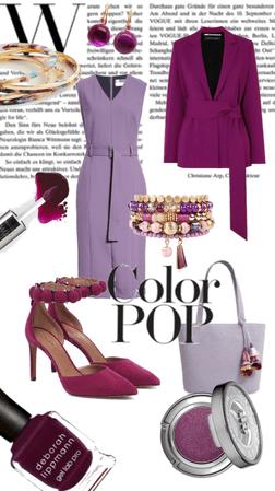 Purple Monochrome2