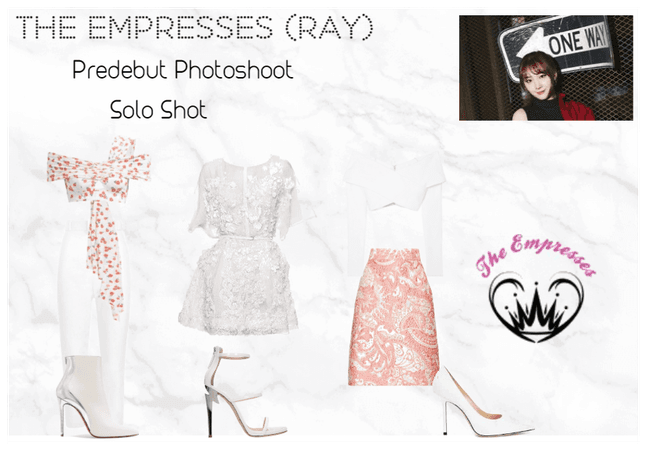 [THE EMPRESSES] Predebut Photoshoot- Ray