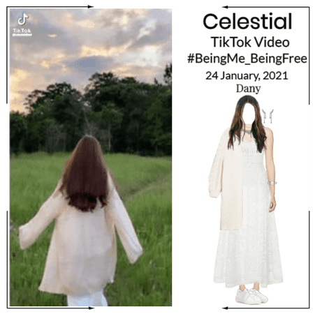 세레스티알 (Celestial) | Tiktok {Being Me Being Free}