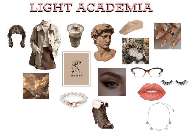 Light Academia Outfit