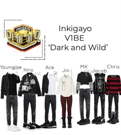 Inkigayo- V1BE