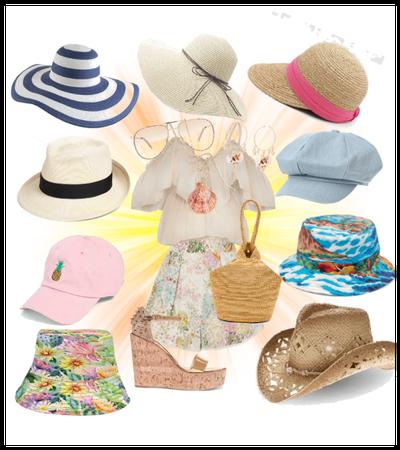 Summer Hat Trend