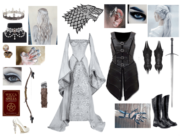 Game Of Thrones Outfit 1