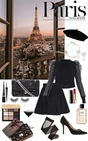 Paris Look🖤