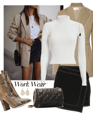 Office Fall Style