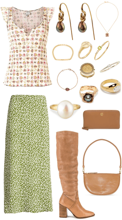 what I'd wear as a supermodel - vintage shopping