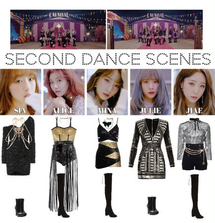 [HEARTBEAT] 'LA LA LOVE' SECOND DANCE SCENE