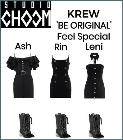 Feel Special on Studio Choom