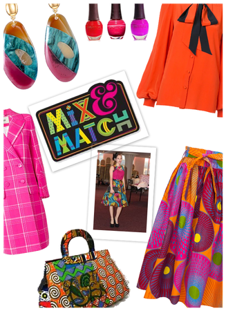 Mix n Match   Be Bold!