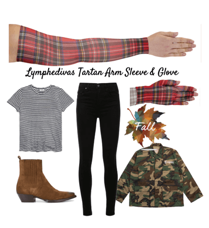 Lymphedivas Style Files: Tartan