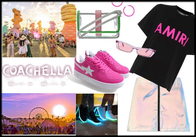Neon Coachella Days