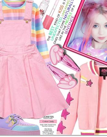 Kawaii girl style 💞