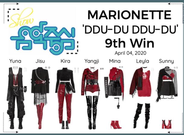 MARIONETTE (마리오네트)[SHOW!MUSIC CORE] 'DDU-DU DDU-DU