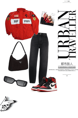 Urban Streetwear Outfit