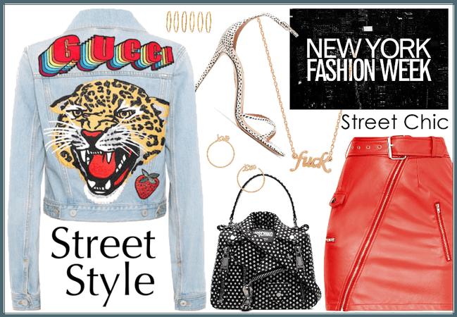 NYFW - street style