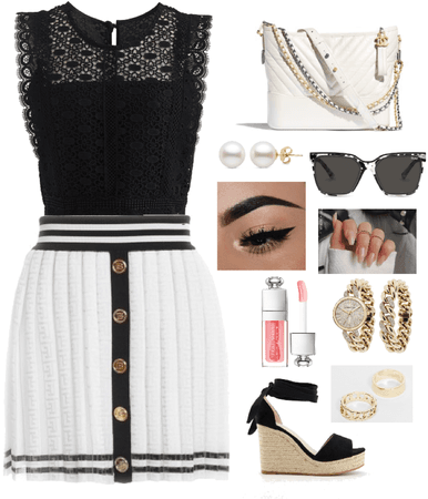 dinner date night outfit