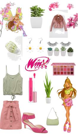 Flora winx club