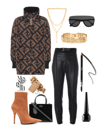 FENDI WINTER LOOK
