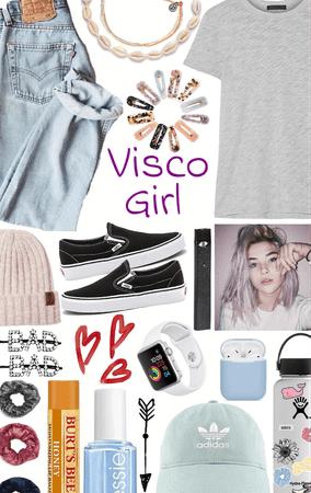 Visco Girl Style