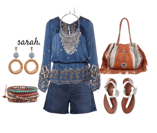 Gipsy Holiday outfit