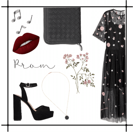 Floral Prom