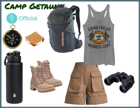 Let's Hike | Camp Getaway Challenge