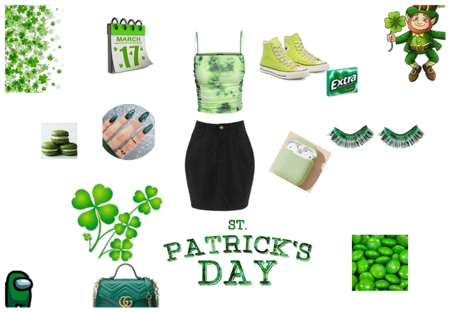 UGLY ST. PATRICKS OUTFIT