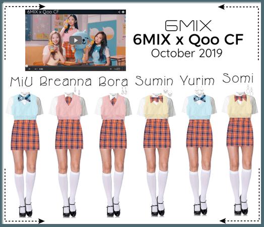 《6mix》Qoo CF Commerical