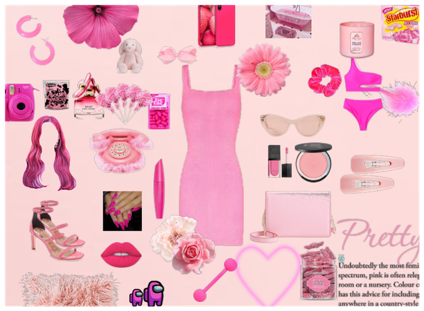 Pink, pink and hmm... PINK!