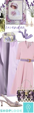 # work # shoplook #  lavender # wedding guests