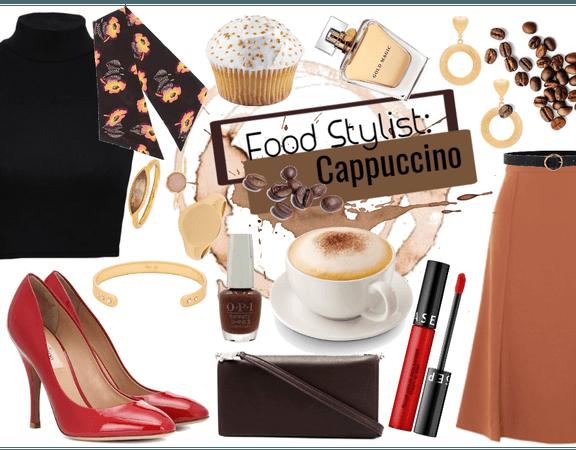 Food Stylist: Cappuccino
