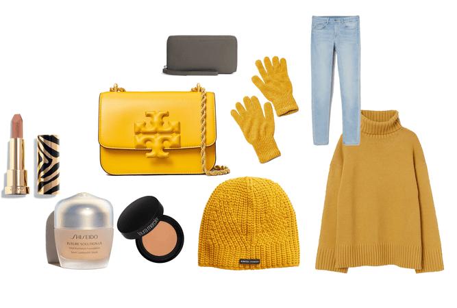 yellow vibes!