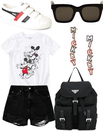 Going to Disney