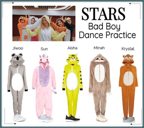 STARS | Bad Boy Dance Practice