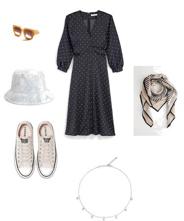 siang hari outfit