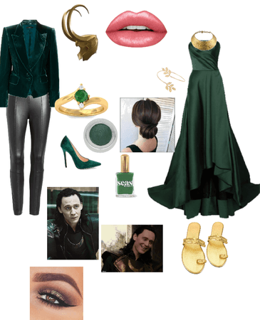if I were Loki's wife
