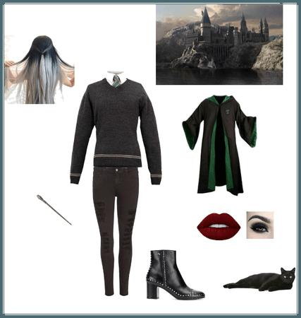 Harry Potter Oc   (Kathrine Snape)