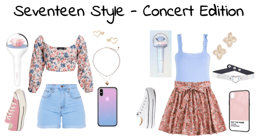 Seventeen Style - Concert Edition