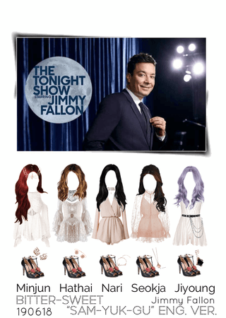 BSW The Tonight Show with Jimmy Fallon 190618