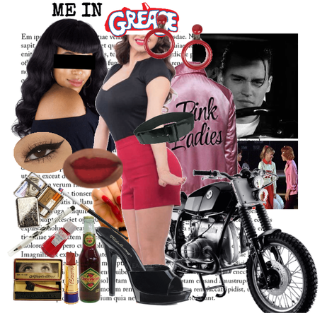 Me In Grease Part VIII