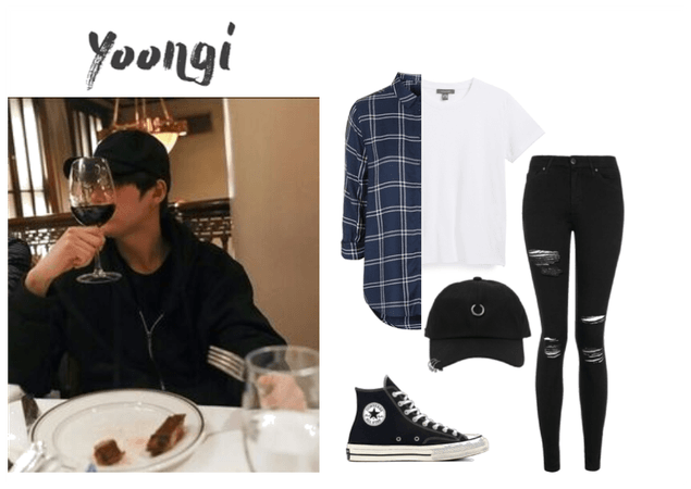 A day with Yoongi P1