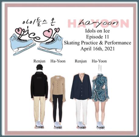 /HA-YOON/ Idols on Ice Episode 11