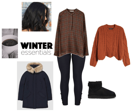 winter  casual style
