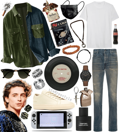 if i styled: timothee chalamet - casual
