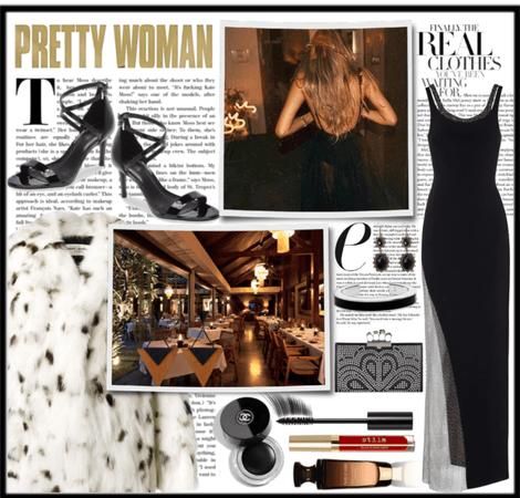 Pretty Woman, Pretty Dress