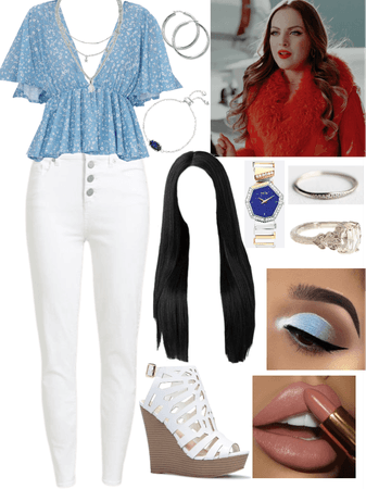 Fallon Salvatore Inspired Outfit