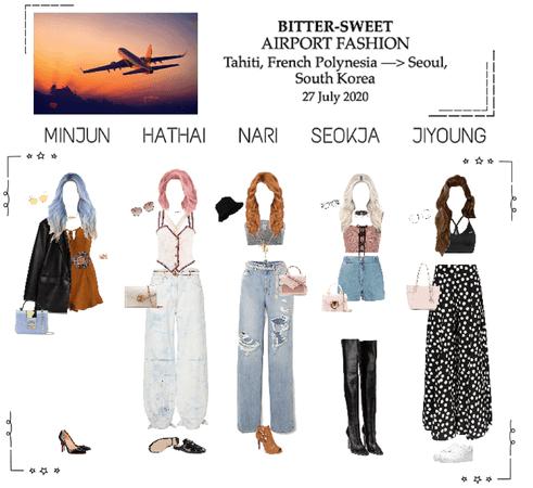 BITTER-SWEET [비터스윗] Airport Fashion 200727